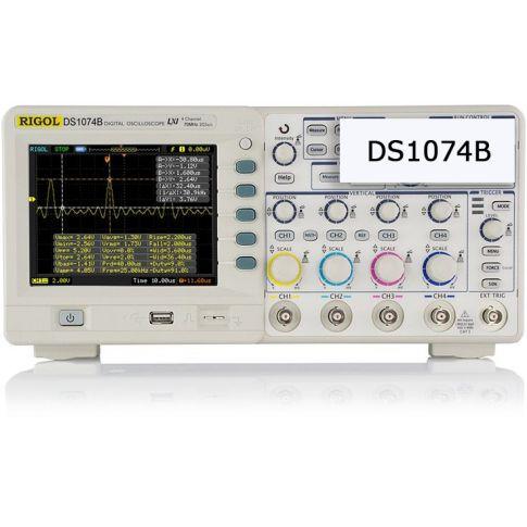 Digital Oscilloscope DS1074B