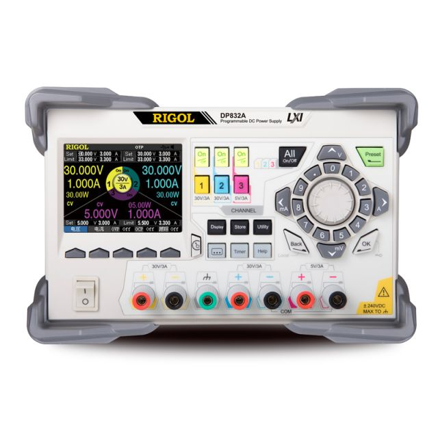 DC Power Supply DP832A
