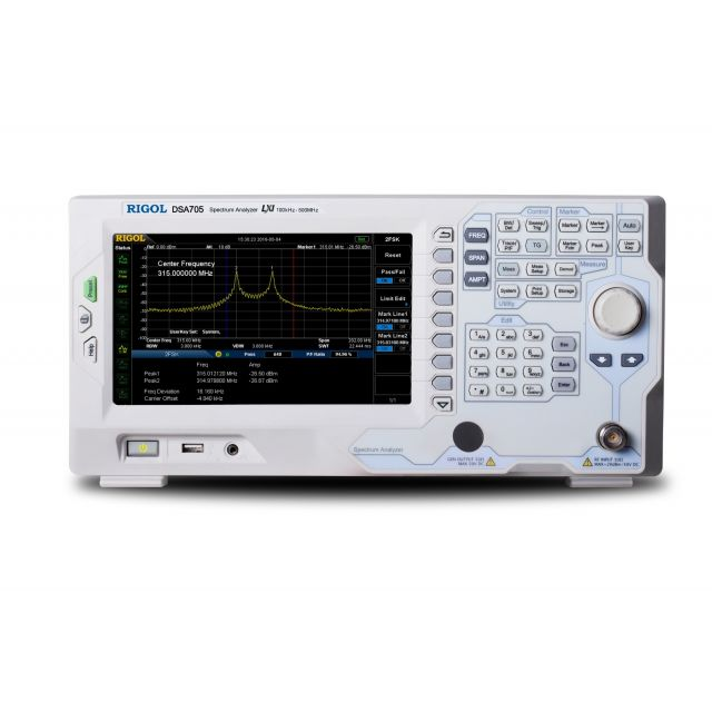 Spectrum Analyzer DSA705