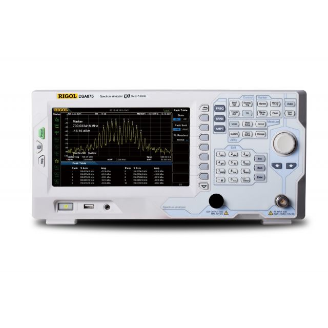 Spectrum Analyzer DSA875