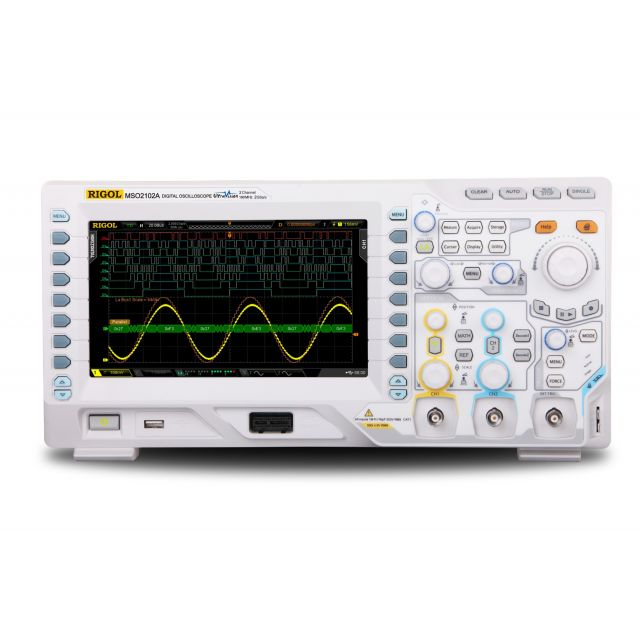 Digital Oscilloscope MSO2102A-S