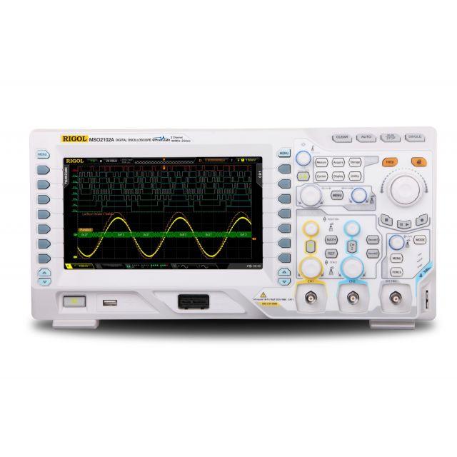 Digital Oscilloscope MSO2072A