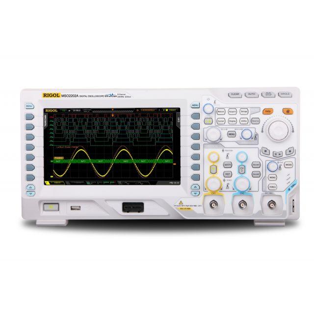 Digital Oscilloscope MSO2202A-S