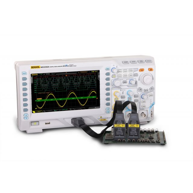 Digital Oscilloscope MSO2202A